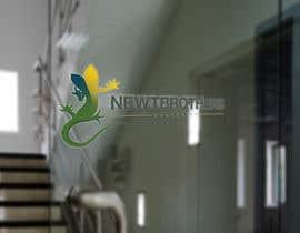tomislavludvig tarafından Two-headed Newt Logo Contest için no 24