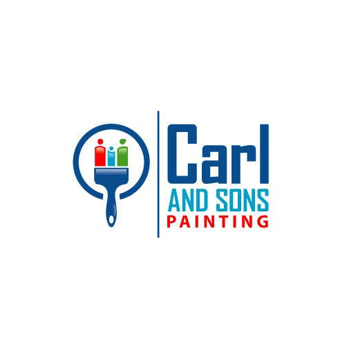 Contest Entry 47 For Design A Logo Painting Business