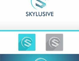 #66 untuk Re-design my company logo into a sky-blue theme oleh paijoesuper
