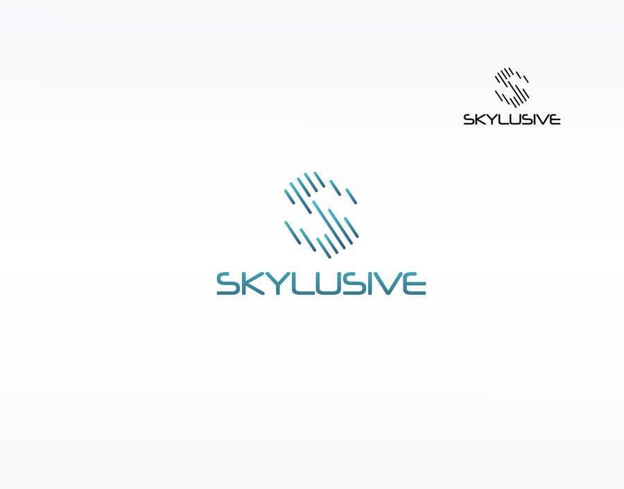 Penyertaan Peraduan #82 untuk Re-design my company logo into a sky-blue theme
