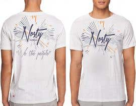 #119 cho T-shirt Design for Nòsty Krew bởi nasirali339