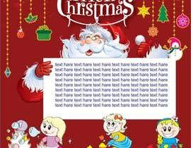 prod347 tarafından Design a Flyer for Christmas kids party için no 7
