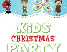 novoabaldera tarafından Design a Flyer for Christmas kids party için no 16