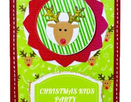 Bekabekic tarafından Design a Flyer for Christmas kids party için no 8