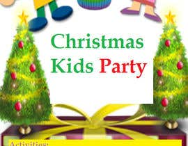 jplacejob tarafından Design a Flyer for Christmas kids party için no 20