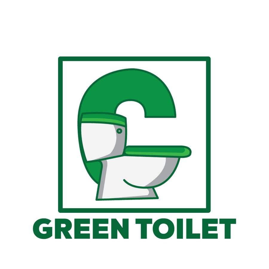Entry #7 by franklendesigns for Green Toilet   Freelancer