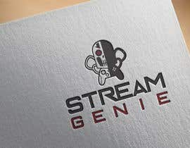 #267 untuk Design a Logo for Stream Genie - Software for Live Video Streaming oleh CreativeRashed