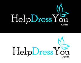 #333 for Logo Design for HelpDressYou.com by akshaydesai