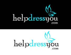 #335 for Logo Design for HelpDressYou.com af akshaydesai