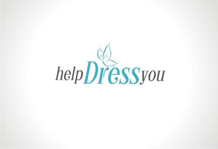 Contest Entry #352 for Logo Design for HelpDressYou.com