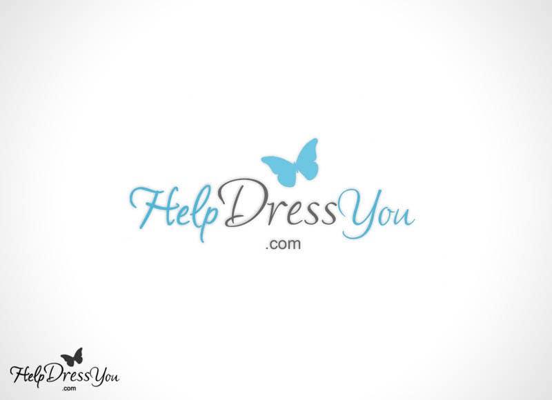 Contest Entry #189 for Logo Design for HelpDressYou.com