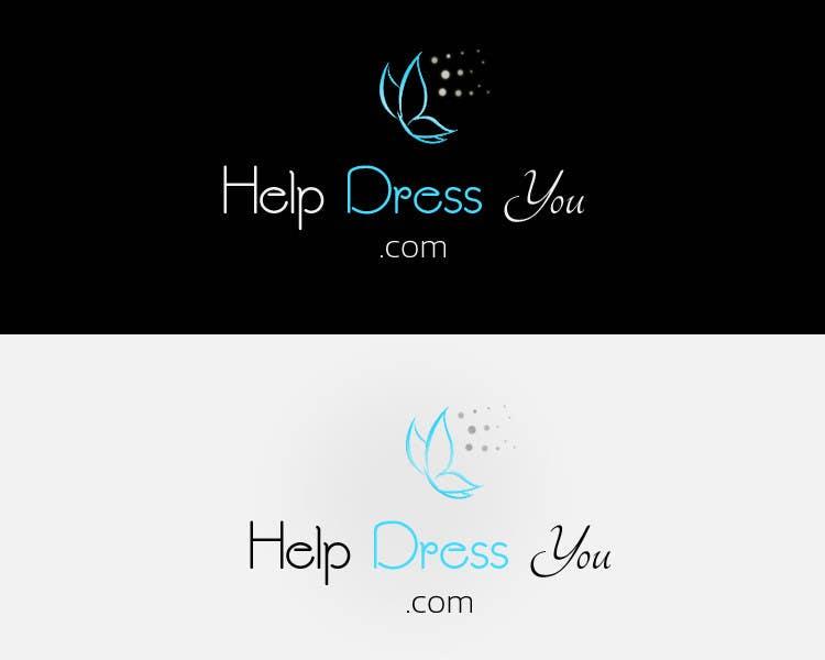 Bài tham dự cuộc thi #149 cho Logo Design for HelpDressYou.com