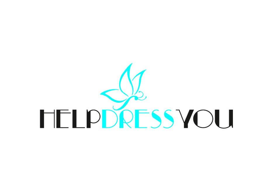 Bài tham dự cuộc thi #311 cho Logo Design for HelpDressYou.com