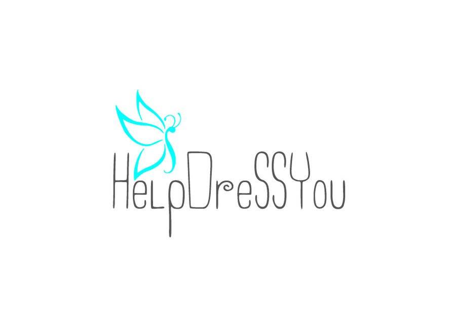 Bài tham dự cuộc thi #305 cho Logo Design for HelpDressYou.com