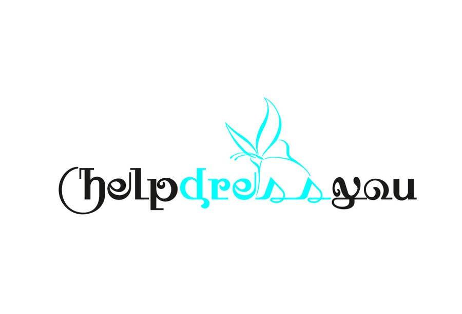 Bài tham dự cuộc thi #312 cho Logo Design for HelpDressYou.com