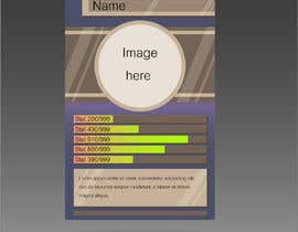 #25 untuk Design a CCG template oleh zenzalart4