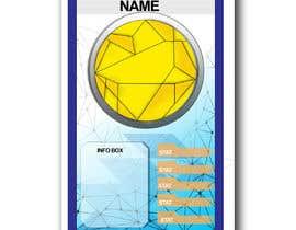 #32 untuk Design a CCG template oleh swapnilivana