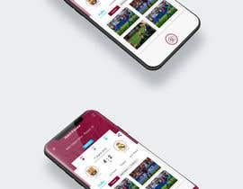 Nro 6 kilpailuun UX/UI for one screen, and the winner will be hired for the rest of the app screens käyttäjältä Zarion04