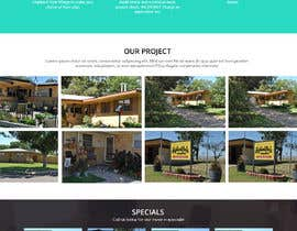 #43 for Design a Website Mockup for Apartment Homes by WebCraft111