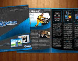 #6 para Brochure Design for Automotive Equipment por primeminister