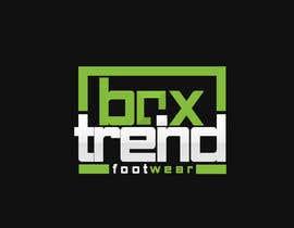 nº 45 pour Boxtrend Footwear (Logo Design) par stephanyprieto