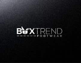 nº 43 pour Boxtrend Footwear (Logo Design) par AmanGraphic