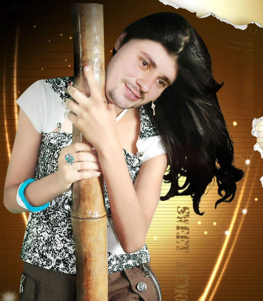 Contest Entry 20 For Photoshop My Friend Onto Some Hot Womans Boday