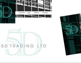 nº 3 pour Corporate Identity for 5-D Trading Ltd par JessHartigan
