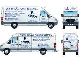 #10 pentru Van branding design de către skbeniwal