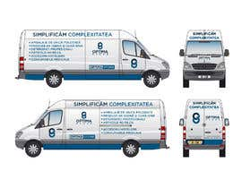 #8 pentru Van branding design de către Designerkhaled