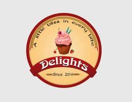 #159 untuk Design a Logo for Delights oleh ArunKothiwal