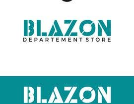 """#1845 for LOGO For """"BLAZON"""" by PamanSugoi26"""