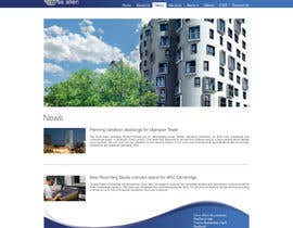 #41 for Wordpress Theme Design for Cass Allen Associates Ltd af MissClaire