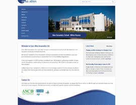 #25 untuk Wordpress Theme Design for Cass Allen Associates Ltd oleh Pavithranmm