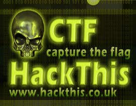 #83 for Poster Design for Hacking Competition af totta00spy