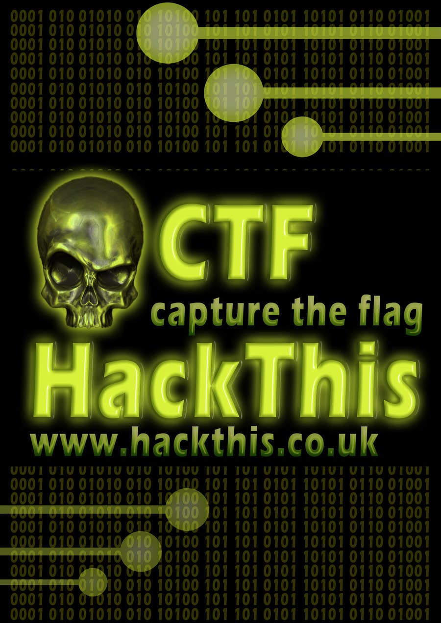 #84 for Poster Design for Hacking Competition by totta00spy