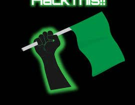 nº 88 pour Poster Design for Hacking Competition par wily1
