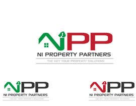 nº 186 pour Logo Design for NI Property Partners par danumdata