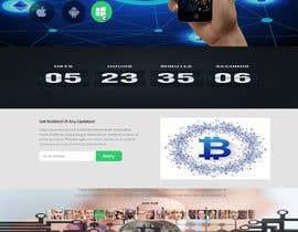 #13 , Unique Attractive Blockchain PSD Template 来自 ingpedrodiaz