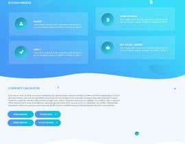 #9 , Unique Attractive Blockchain PSD Template 来自 kolorwebindia