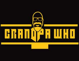 nº 34 pour Logo - Grandpa Who OR Whovian Grandpa par reshmaguptanag