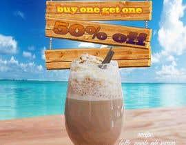 Nro 9 kilpailuun Design me a poster representing coffee of the month at size of A/1 käyttäjältä MenoMohamed
