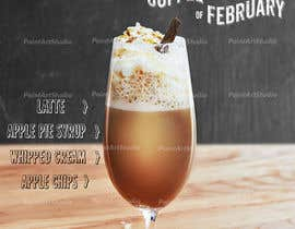 Nro 13 kilpailuun Design me a poster representing coffee of the month at size of A/1 käyttäjältä Shtofff