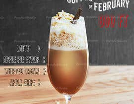 Nro 18 kilpailuun Design me a poster representing coffee of the month at size of A/1 käyttäjältä Shtofff