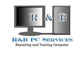 #3 para Design a Logo for R&B PC Services por faresalex