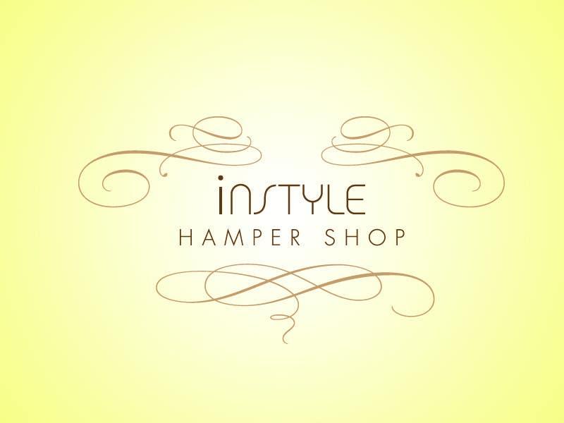 Penyertaan Peraduan #298 untuk Logo Design for Instyle Hamper Shop