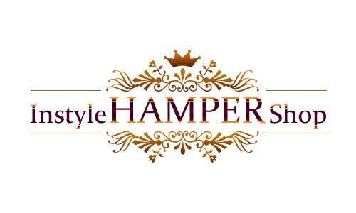 Konkurrenceindlæg #                                        115                                      for                                         Logo Design for Instyle Hamper Shop