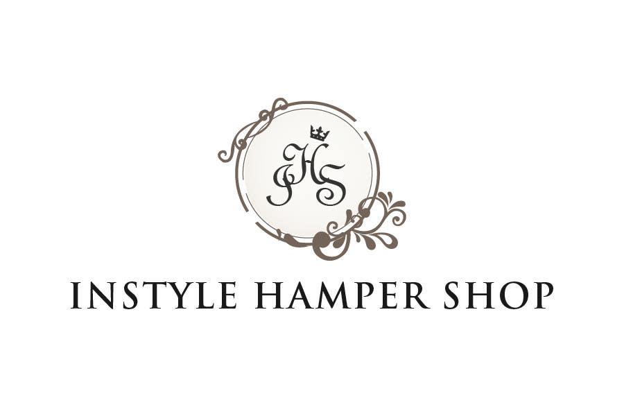 Konkurrenceindlæg #                                        206                                      for                                         Logo Design for Instyle Hamper Shop