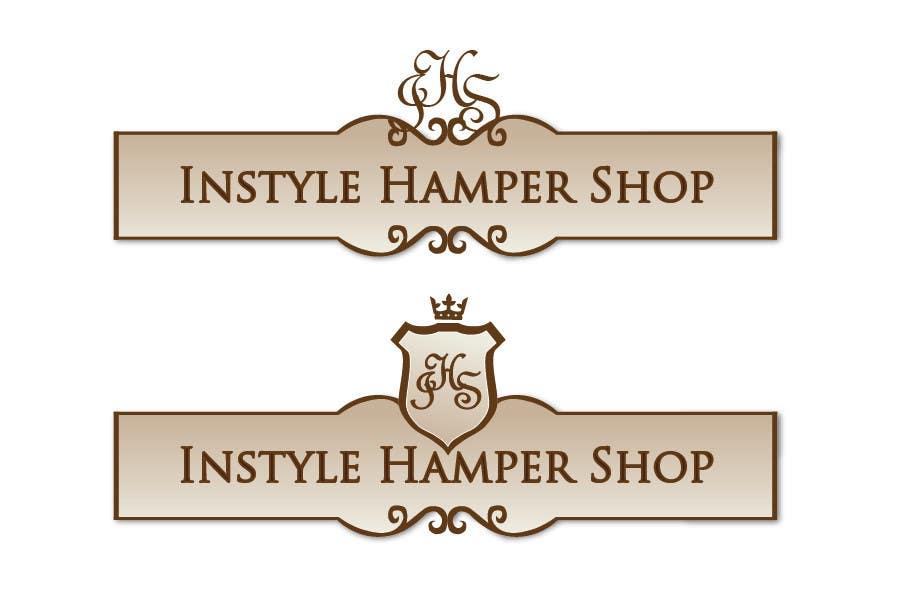 Contest Entry #                                        89                                      for                                         Logo Design for Instyle Hamper Shop