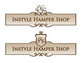 #89 para Logo Design for Instyle Hamper Shop por syazwind